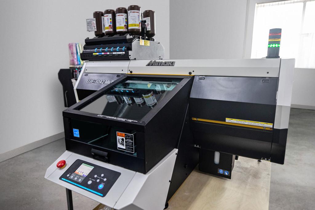уф-печатный станок